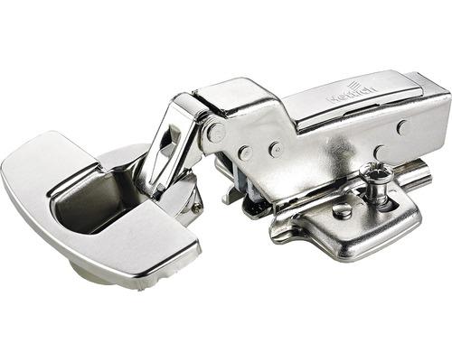 Charnière à boîtier Sensys avec amortissement intégré, intérieur Ø 35 mm, 2 unités