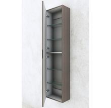 Armoire haute 35x140x20 chêne soft-thumb-4