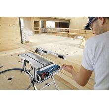 Tischsäge Bosch Professional GTS 10 J inkl. 1 x Kreissägeblatt (Optiline Wood, 254 x 2,8/1,8 x 30 mm, 24 Zähne) und Zubehör-thumb-2
