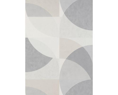 Papier peint intissé 10150-31 ELLE Décoration Graphique gris