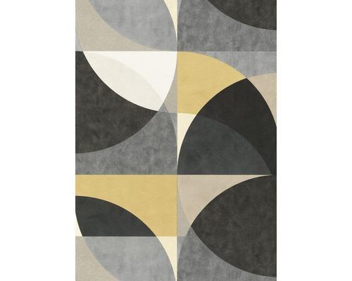 Papier peint intissé 10150-15 ELLE Décoration Graphique noir