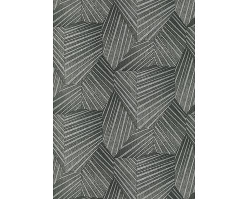 Papier peint intissé 10152-47 ELLE Décoration Graphique anthracite