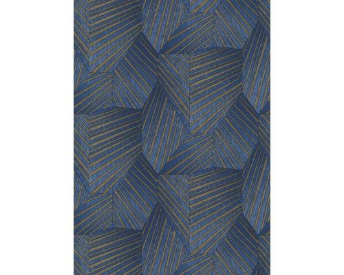 Papier peint intissé 10152-08 ELLE Décoration Graphique bleu