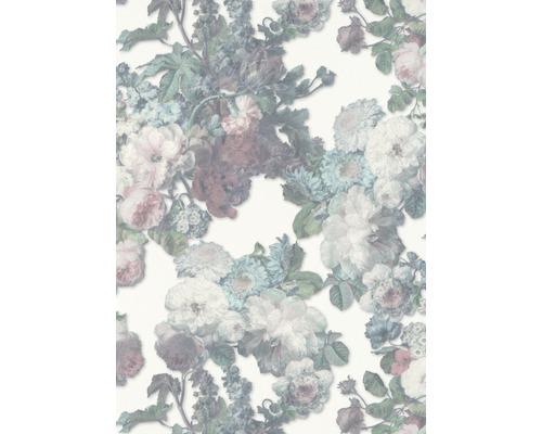 Papier peint intissé 10153-01 ELLE Décoration Floral blanc