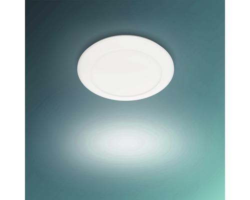 Plafonnier LED 1x16W blanc Ø 320 mm