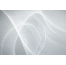 Suspension verre 1 lumière hxØ 1100x350 mm Albany blanc/albâtre-thumb-1