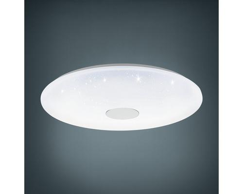 Plafonnier LED RGB/CCT Totari-C 34W 5400 lm blanc Crosslink