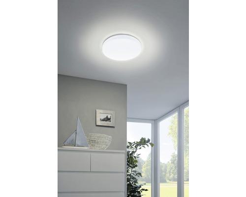 Plafonnier LED Frania blanc 11,5W 1350 lm 3000 K blanc chaud Ø 280 mm