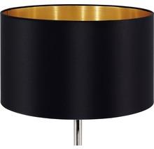 Lampe de table Maserlo monolampe it/brun nickel mat/noir or H 420 mm-thumb-2