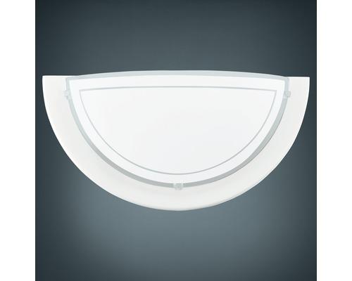 Applique murale 1 ampoule L290mm Planet1 blanc