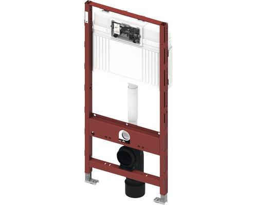 Bâti-support pour WC TECEprofil hauteur de construction 1120 mm avec fonction de rinçage hygiénique intégrée 9300100