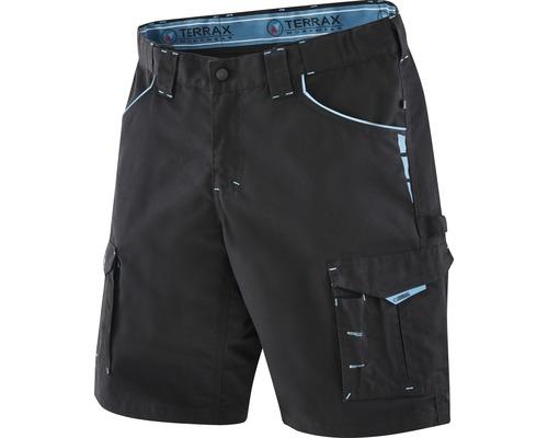 Shorts de travail TX Workwear taille 48 noir/azur
