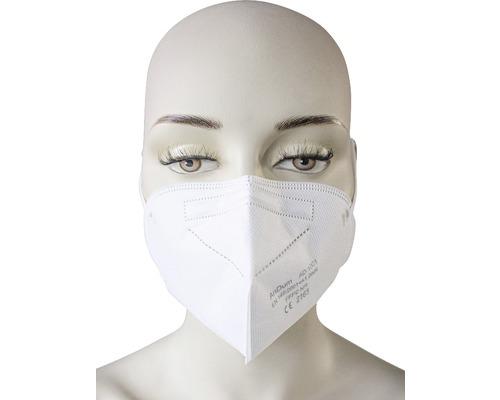 Masque antipoussière FFP2, lot de 6