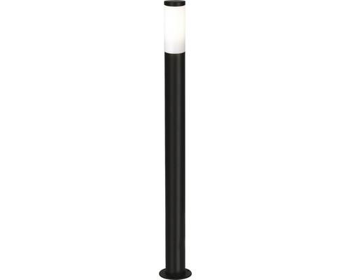 Lampadaire extérieur IP44 1 ampoule H 1110 mm Dody noir