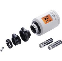 Thermostat de radiateur Eurotronic Spirit Z-Wave Plus 700201 M 30 x 1,5 - compatible au SMART HOME by hornbach-thumb-2