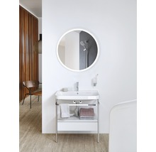 LED Badspiegel DSK white Circular matt Ø60cm IP 24-thumb-2
