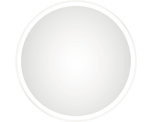LED Badspiegel DSK white Circular matt Ø60cm IP 24