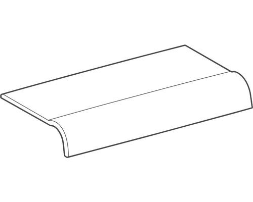 Cache design GEBERIT supérieur 243.649.11.1 pour Aquaclean Sela blanc