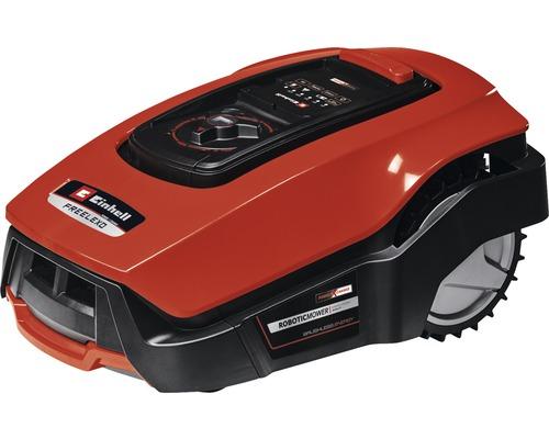 Tondeuse robot Einhell Power X-Change Freelexo 450 Bluetooth avec 2 batteries Ah