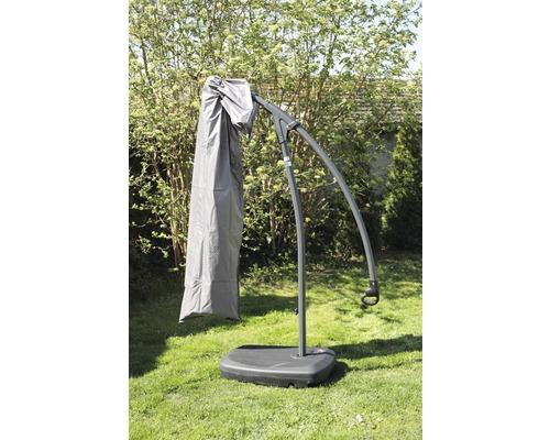 Housse de protection pour tous les temps pour parasol déporté 42/58x244 cm