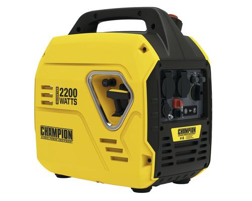 Stromerzeuger Inverter 92001i Benzin 2200W 2x 230V