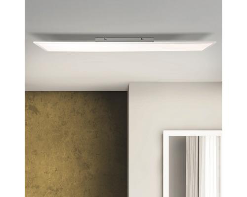 Panneau LED 40W 5200 lm 4000 K blanc neutre 1200x300 mm Buffi blanc