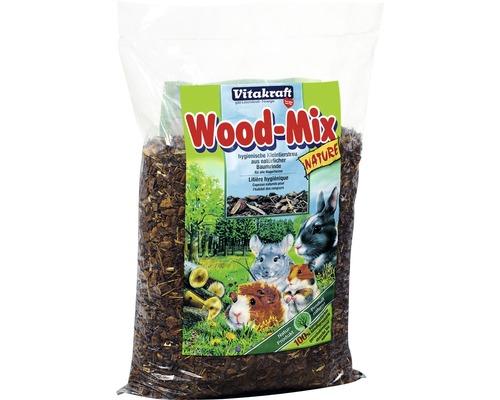 Litière pour rongeurs Vitakraft Wood-Mix 30litres