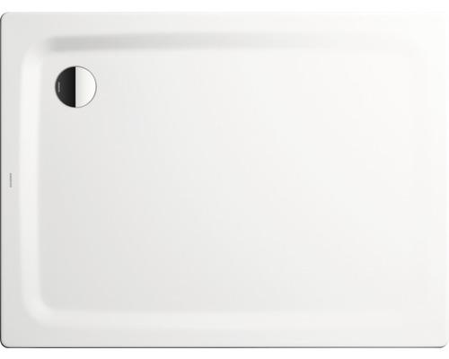 Duschwanne Kaldewei Superplan 404-1 100x90x2,5 cm alpinweiß matt