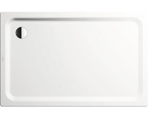 Duschwanne Kaldewei Superplan 412-1 140x100x4,3 cm alpinweiß matt