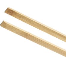 Pince barbecue Tenneker® 31,5 cm bois-thumb-1