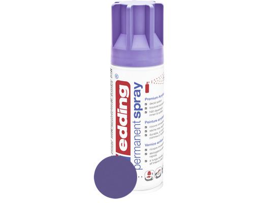 Spray permanent edding® lilas mat 200 ml