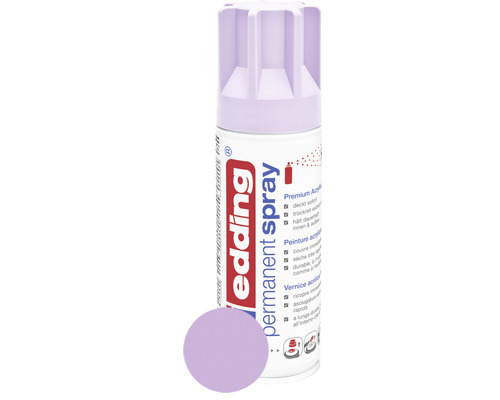 Spray permanent edding® light lavender 200 ml