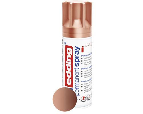 Spray Permanent edding® cuivre 200ml
