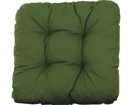 Sitzkissen Sunny 40 x 40 cm grün