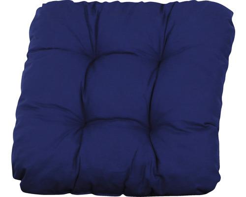 Sitzkissen Sunny 40 x 40 cm blau