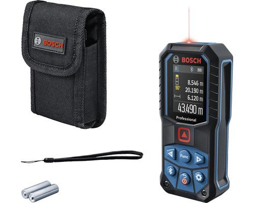 Télémètre laser Bosch Professional GLM 50-27 C avec 2 x pile (AA), housse de protection