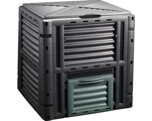 Composteur env. 450 l 80 x 80 x 81 cm anthracite