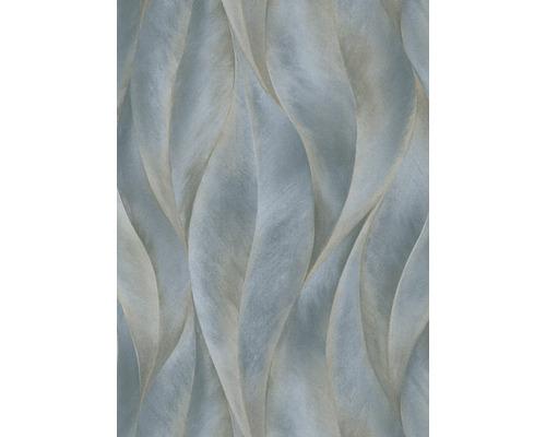 Papier peint intissé 10148-44 GMK Floral bleu foncé