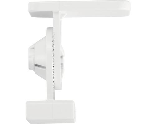 Support pour éclairages sous-meuble Pipe réglable