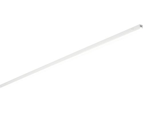 Éclairage sous-meuble LED 13W 1200 lm 3000 K blanc chaud L 1200 mm blanc