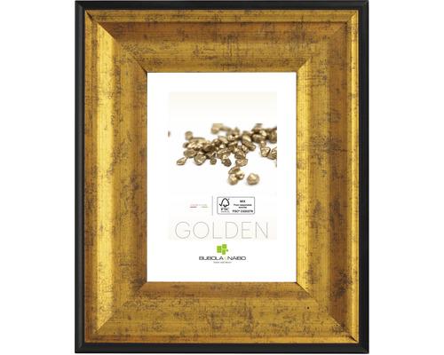 Cadre en bois GOLDEN I or 30x40 cm