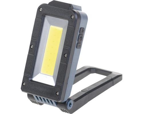 Baladeuse LED sans fil 1+3W 100/300 lm 6500 K blanc naturel avec câble USB câble durée d''éclairage 2h