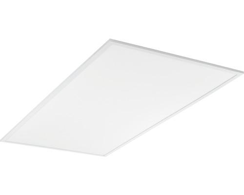 Panneau LED 55W 5500lm 4000K blanc neutre lxLxh 600/1200/10,8mm UGR<19