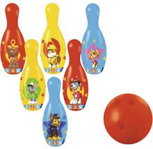 Jeu de bowling Happy People hauteur de quilles 19 cm plastique-thumb-1