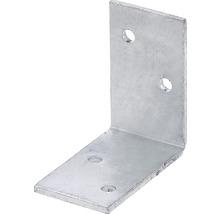Angle de pergola 40x70x70mm, galvanisé à chaud-thumb-0