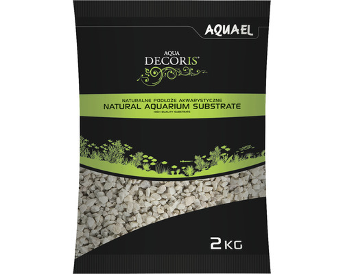 Substrat AQUAEL Dolomit 2-4 mm 2 kg beige