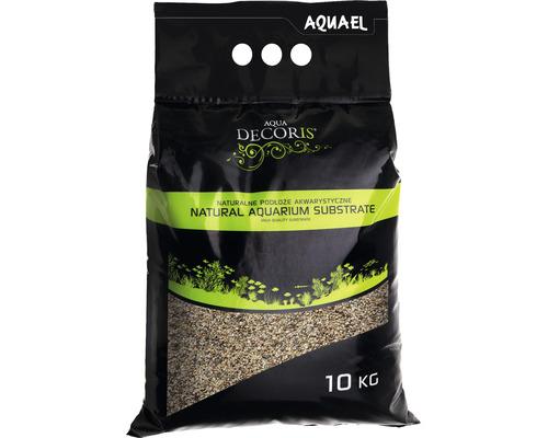 Substrat AQUAEL naturel multicolore 1,4-2 mm 10 kg