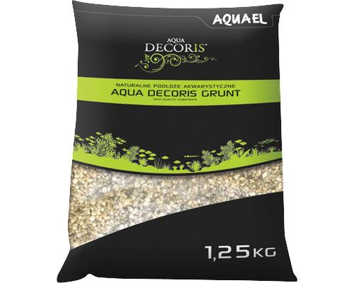 Substrat AQUAEL Aqua Decoris Grunt 1,25 kg beige