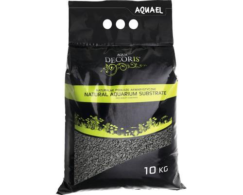 Substrat AQUAEL basalte 2-4 mm 10 kg noir