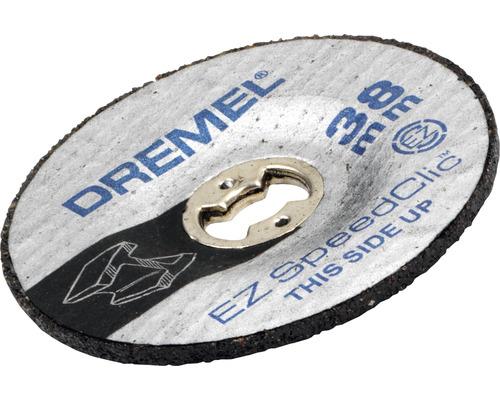 Disque à tronçonner en plastique Dremel EZ SpeedClic 38 mm (SC476)